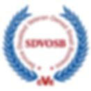 Veterans Service Disables Business Logo.