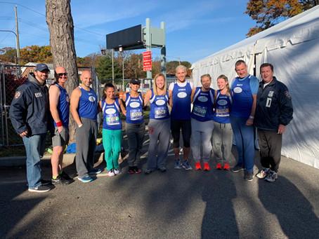 NYC Marathon 2018 Recap