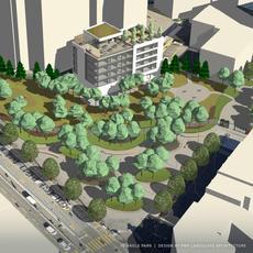 Triangle Park | Design by PWP Landscape Architecture