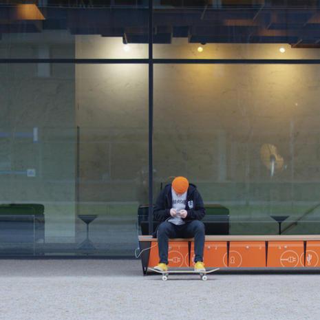 eBlocq smart bench