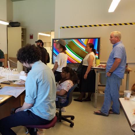 UC MLA Studio