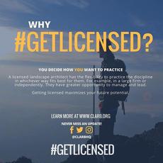 Why #GetLicensed