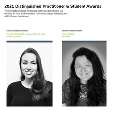 NYUASLA 2021 Distinguished Practitioner & Student Awards