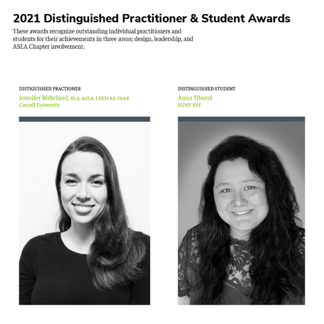 NYUASLA 2021 Distinguished Practitioner & Student Awards
