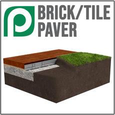Brick Paver Application