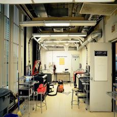 CoA Laser Lab