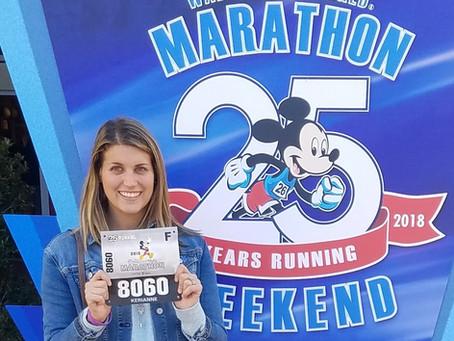 Kerianne Stein | NYC Marathon 2019