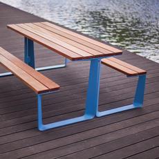 Rautster picnic table