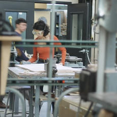 IIT Architecture Student perspectives on working in the Minerals & Metals building