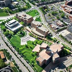 UC MLA Campus Green Hargreaves