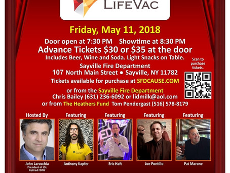 Laughter Saves Lives 2018