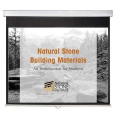 Stone Building Materials