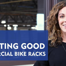 How to Select a Good Commercial Bike Rack