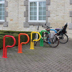 Bikepark bike stand