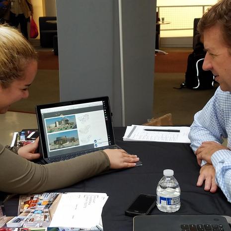 UC MLA job fair
