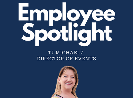Employee Spotlight, TJ Michaelz