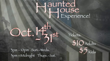Haunted Circus - Fundraising Event for BC Women's Hospital
