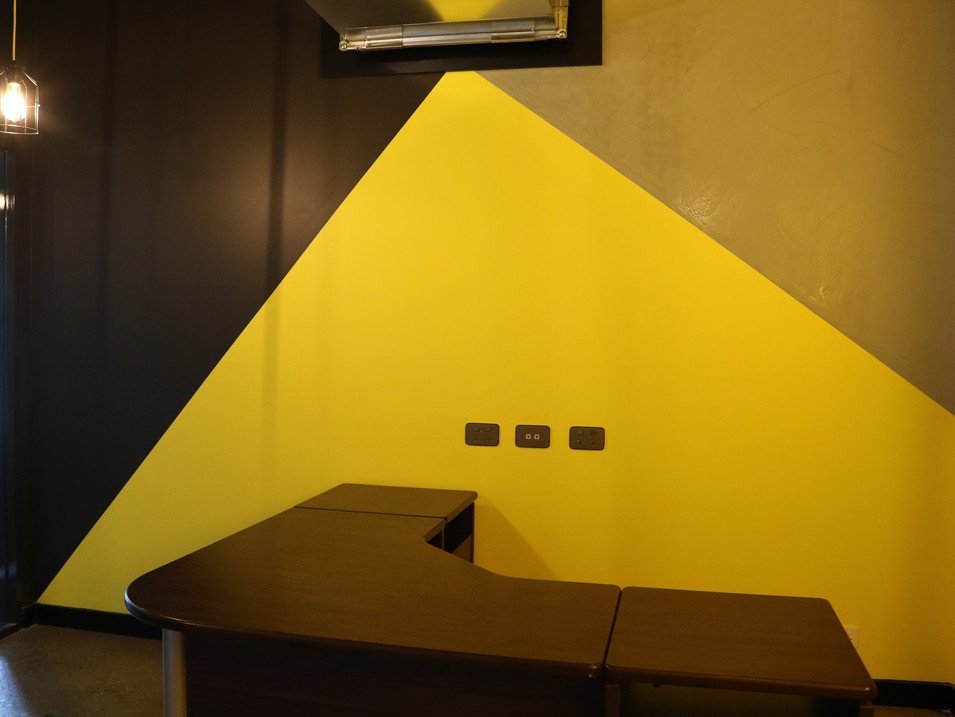 Commercial fitout painting - 2020 - Fyshwick