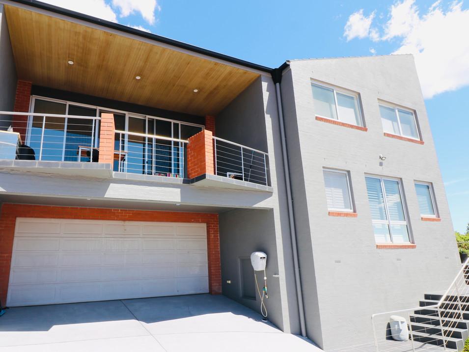 Residential Repaint Calwell - 2021