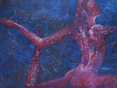 Oil Painting- Fluid Grace