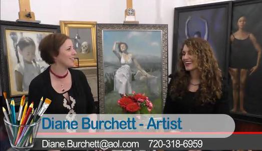 "Artist Diane Burchett on ""Off the Mat"""