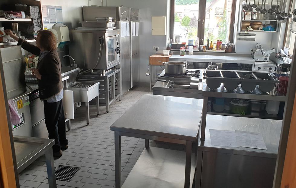Küche - Chefsache ;-)