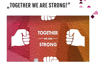 together we are strong banner.JPG