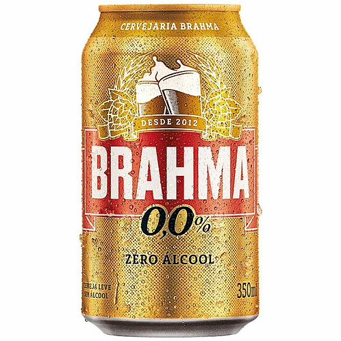 Brahma sem Álcool 350ml