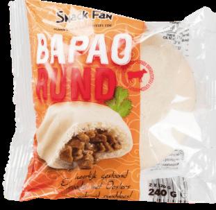 Bapao Rund 1 stuk 120 gram