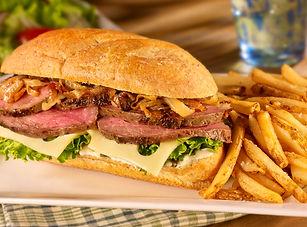 Bill B-Tri- Tip-Sandwich-onions Cropped