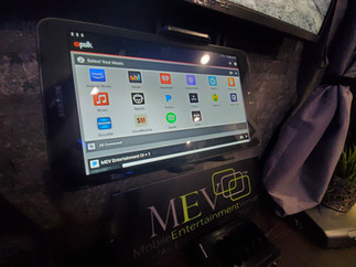 Entertainment Tablet