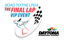 LPGA final lap logo