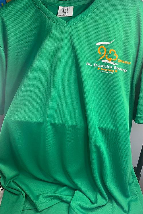 Sports / Training Shirt  - St Patrick's Society 90th Anniversary Special