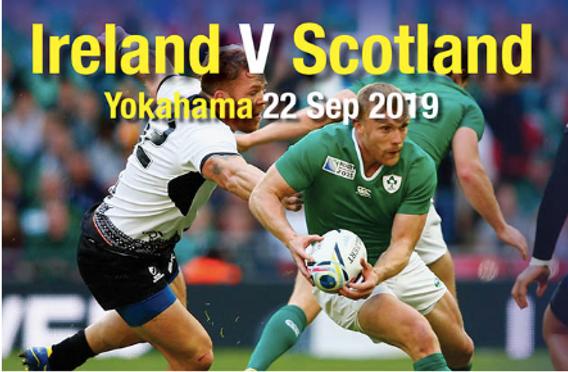 Ireland Scotland WC