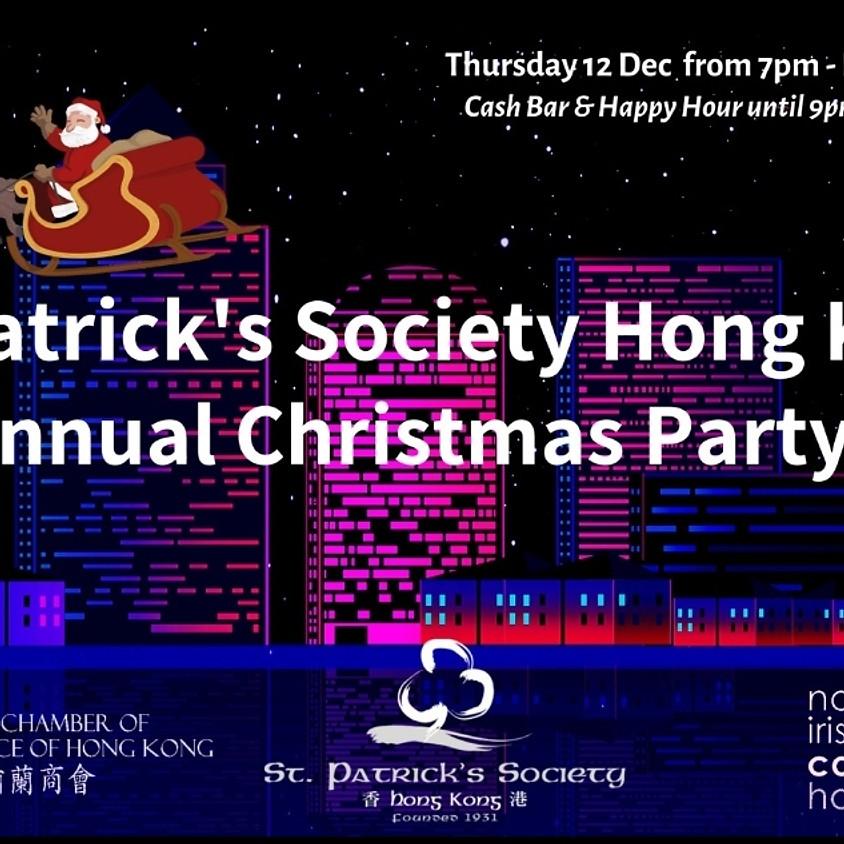 St Patrick's Society Christmas Party