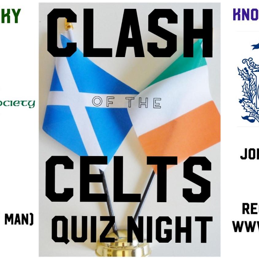 Ireland v Scotland Quiz Night