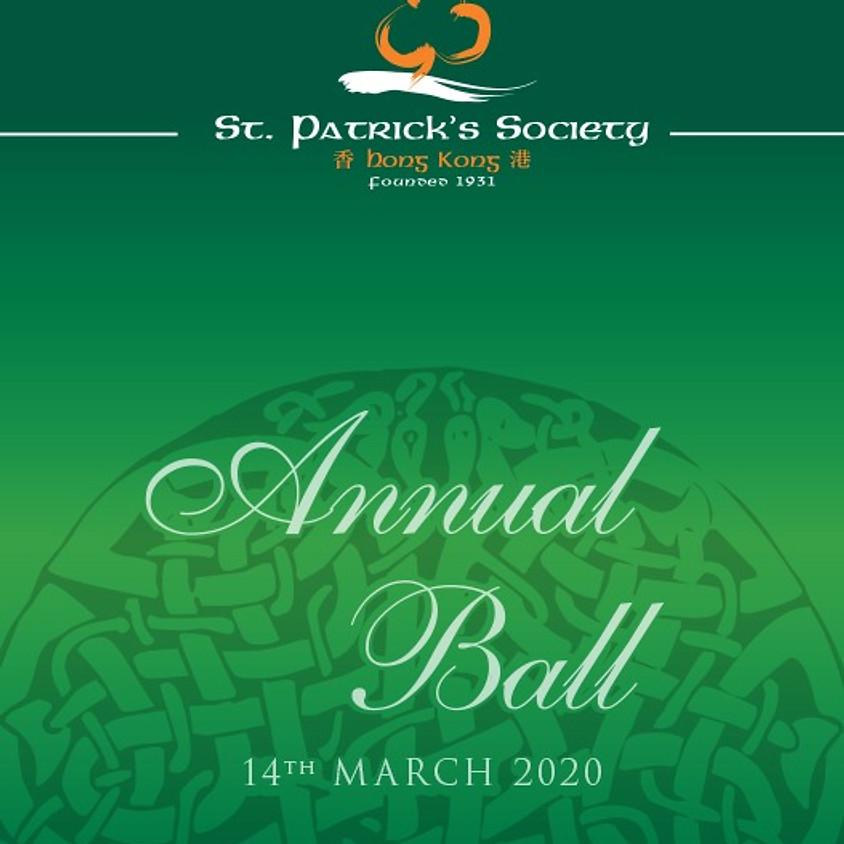 St Patrick's Society Ball 2020