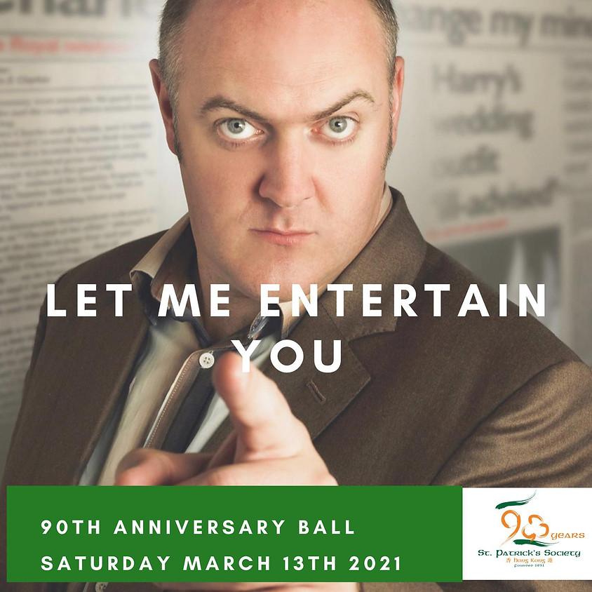 St Patrick's Society Ball 2021