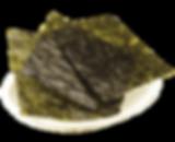 Hakata Ikkousha Ramen Seaweed toppings