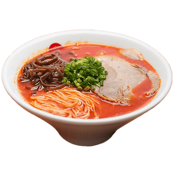 Hakata Ikkousha Ramen God Fire  (Spicy)