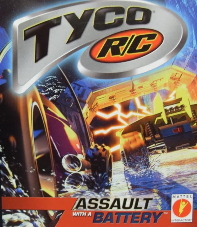 TYCO RC CARS
