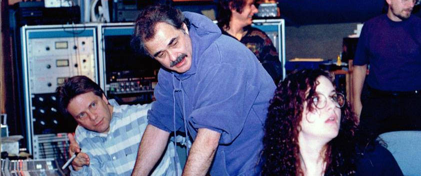 clair marlo with george massenberg and doug sax