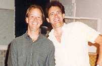 M.B. Gordy and Steve Sharp
