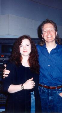Clair Marlo and Michael Boddicker