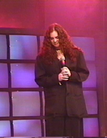 Clair Marlo on TV