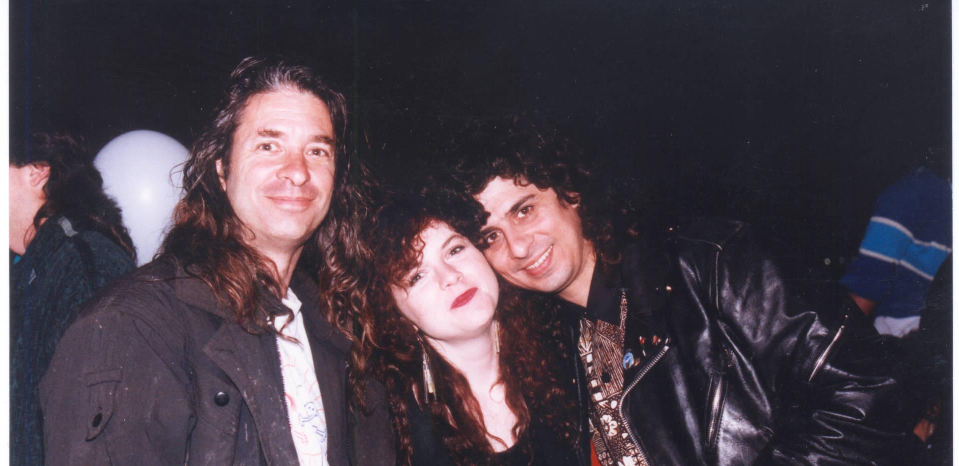 Duncan Pain, Clair Marlo, Dan Navarro
