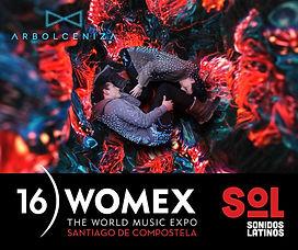 Participacion de Arbolceniza en la feria de World Music WOMEX 2016