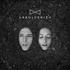 "Arte de tapa del album ""Arbolceniza"""