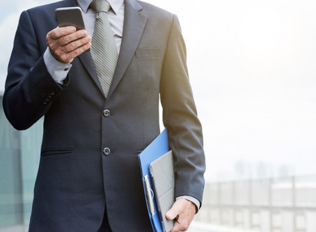 Executives, their enterprise data, and their phones