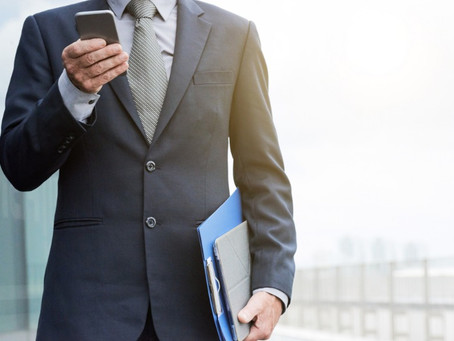 Executives, their enterprise data, and their phones